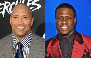 News Briefs: Dwayne Johnson and Kevin Hart Teaming Up; Johnny Depp in New 'Mortdecai' Trailer