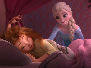 News Briefs: Anna and Elsa Return in New Images from Disney's 'Frozen Fever'