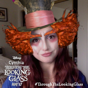 See Yourself Through the Looking Glass - Brought to You by Disney