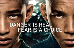 Jaden and Will Smith Crash-Land in New 'After Earth' Trailer