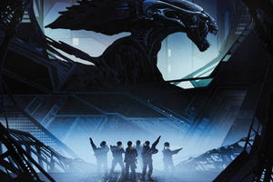The Real 'Aliens' Day Will Be at Comic-Con, Plus: Sequel and Blomkamp's Spin-off News