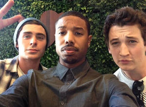Exclusive: Zac Efron, Miles Teller and Michael B. Jordan on 'That Awkward Moment,' Guy Code and More