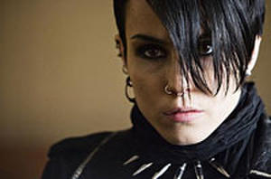 Day 26: 'The Girl with the Dragon Tattoo'