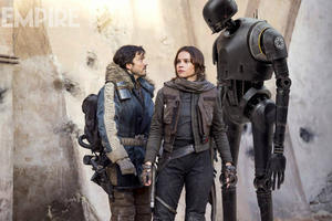 News Briefs: See New 'Rogue One' Photo