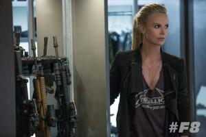 See What Charlize Theron Looks Like As the Villain in 'Fast 8'
