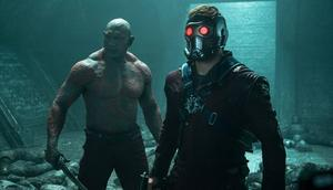Watch: Chris Pratt and Dave Bautista's Hilarious Screen Test for 'Guardians of the Galaxy'
