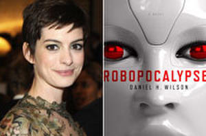 Anne Hathaway Confirms Role in Spielberg's 'Robopocalypse'