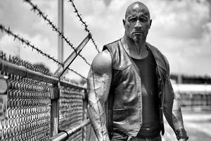 Dwayne Johnson Looks Extra Tough in New 'Fast 8' Photo, Confirms 'Doc Savage'