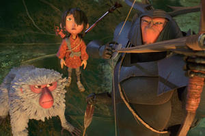 Exclusive: Kubo Shows Off His Magic in 'Kubo and the Two Strings'