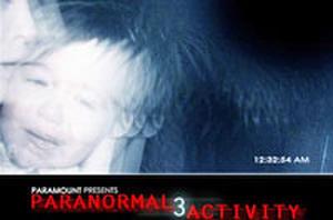 Trailer Watch: 'Paranormal Activity 3' Trailer Sneaks Online