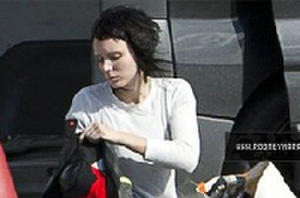 Early Images of Rooney Mara as Lisbeth Salander in 'Girl With the Dragon Tattoo'