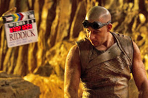 Putting the 'R' in 'Riddick': Vin Diesel Goes Back to Basics
