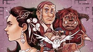 Artist Spotlight: Chrissie Zullo Pays Tribute to 'Labyrinth'