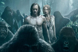 'The Legend of Tarzan' IMAX Trailer Promises a Magnificent Spectacle