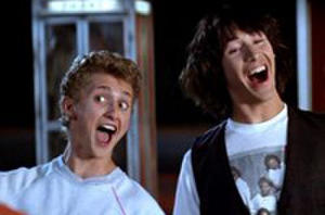 Fun Finds: Bill and Ted's Excellent Inception