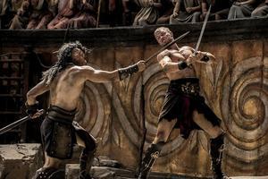 Bam! Pow! Zap! Kellan Lutz Isn't Skirting the Issue on Hercules' Mini