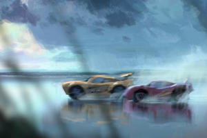 News Briefs: See Official 'Cars 3' Concept Art