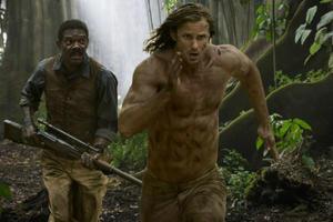 News Briefs: See New 'The Legend of Tarzan' Image