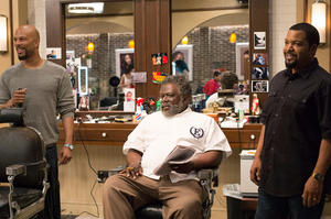 'Barbershop: The Next Cut': A Who's Who