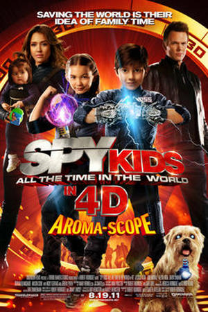 Spy Kids: All the Time in the World - Exclusive Character Guide