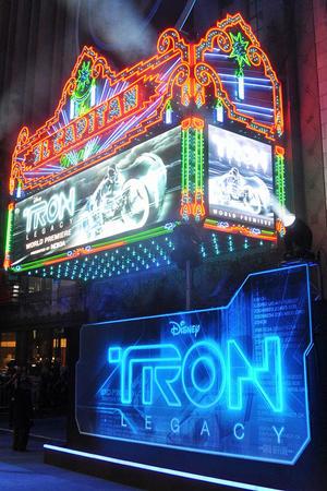 Tron: Legacy Premiere
