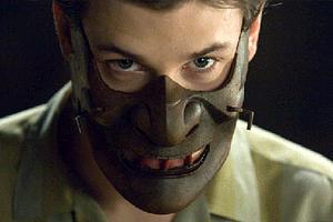 "Gaspard Ulliel as Hannibal Lecter in ""Hannibal Rising."""