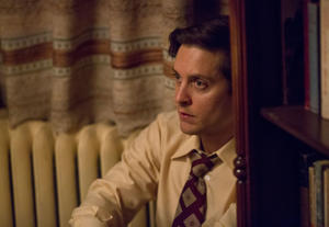 "Check out the movie photos of ""Pawn Sacrifice."""