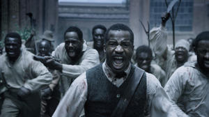 """A scene from """"The Birth of a Nation."""""""