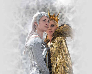 Check out the movie photos of 'The Huntsman: Winter's War'
