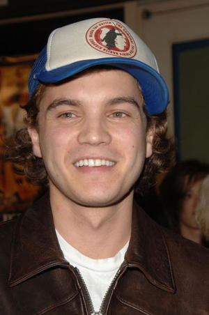 """Actor Emile Hirsch at the Hollywood premiere of """"Alpha Dog."""""""