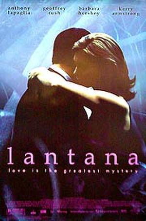 """Poster art for """"Lantana."""""""