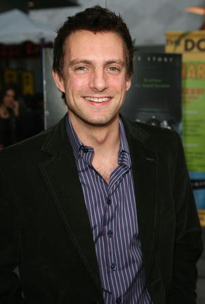 """Actor Nicholas Irons at the L.A. premiere of """"Provoked"""" during the Indian Film Festival."""