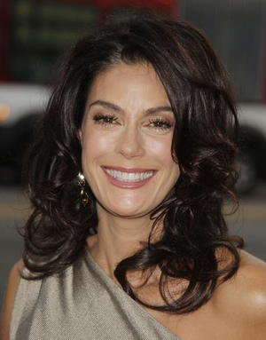 "''Resurrecting the Champ"" star Teri Hatcher at the L.A. premiere."