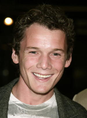 """Fierce People"" star Anton Yelchin at the West Hollywood premiere."