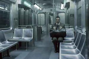 "Vinnie Jones in ""The Midnight Meat Train."""