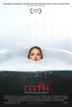 "Poster art for ""Teeth."""