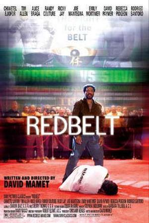 """Poster art for """"Redbelt."""""""