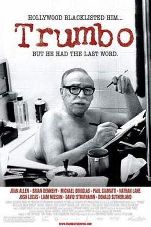 """Poster art for """"Trumbo."""""""