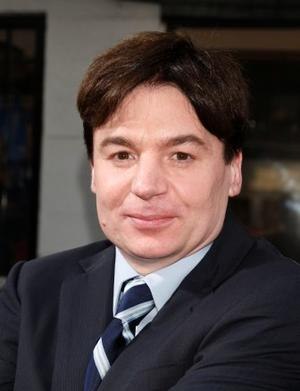 """Producer Mike Myers at the California premiere of """"The Love Guru."""""""