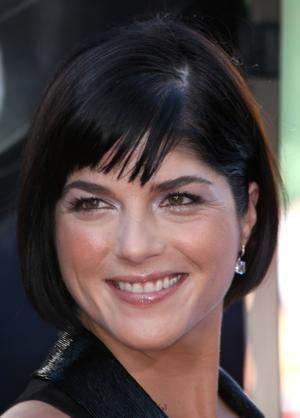 "Selma Blair at the world premiere of ""Hellboy II: The Golden Army"" during the Los Angeles Film Festival."