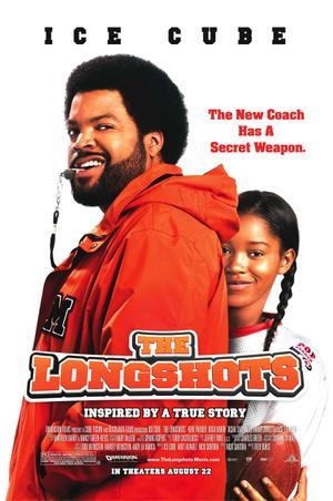 """Poster art for """"The Longshots."""""""