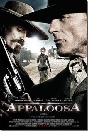 "Poster Art for ""Appaloosa."""