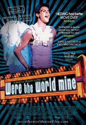 """Poster Art for """"Were the World Mine."""""""