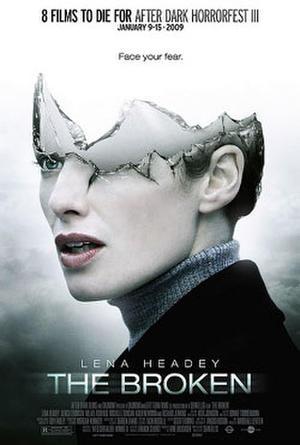 """Poster art for """"The Broken."""""""