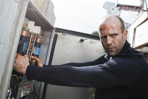 "Jason Statham as Chev Chelios in ""Crank 2: High Voltage."""