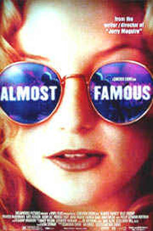 "Poster art for ""Almost Famous."""