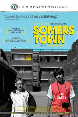 """Poster art for """"Somers Town."""""""