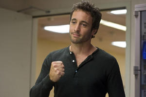 "Alex O'Loughlin in ""The Back-Up Plan."""