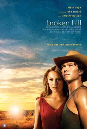 "Poster art for ""Broken Hill."""