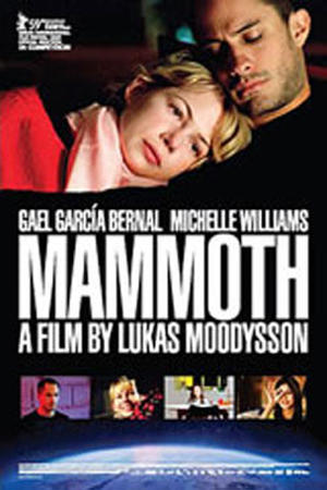 """Poster art for """"Mammoth."""""""